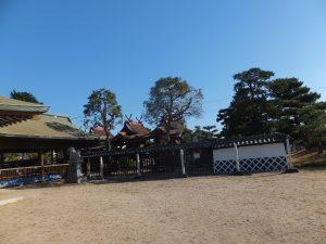 阿閇(あえ)神社